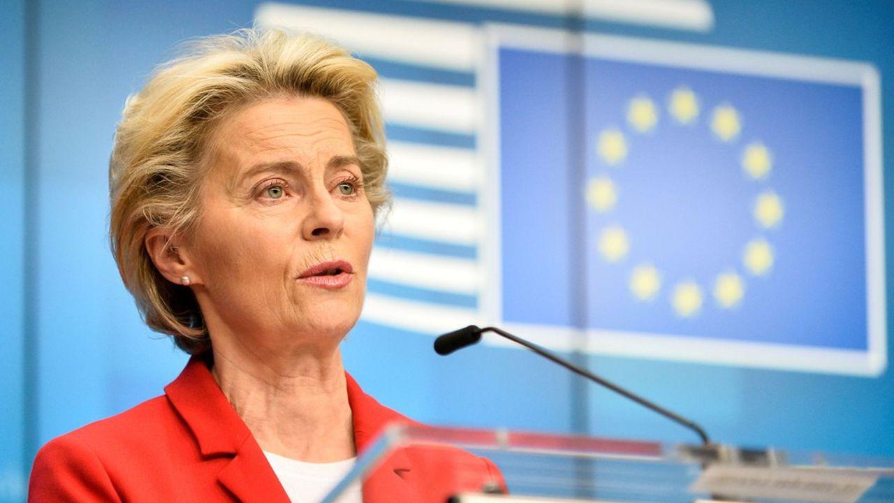 La présidente de la Commission européenne, Ursula von der Leyen, avait promis un tel dispositif de sanctions européennes lors de son discours sur l'état de l'Union, mi-septembre.