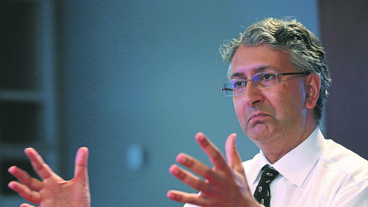 Joydeep Mukherji, directeur des notes souveraines à l'agence S & P Global Ratings.
