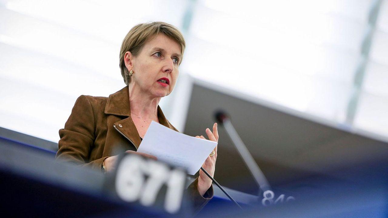 Anne Sander appelle à «ne pas tomber dans la surenchère écologique» et à rendre les aides liées au verdissement «incitatives».