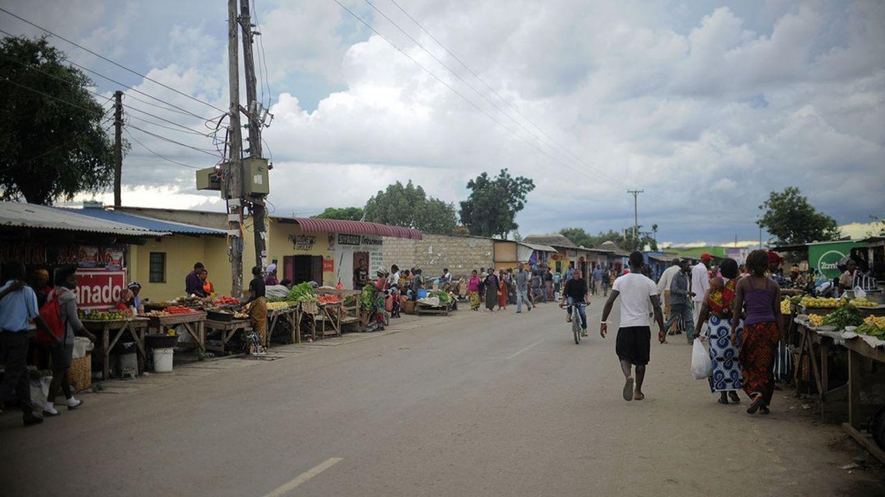 A Lusaka, capitale de la Zambie, l'échéance d'un défaut de paiement sur la dette externe du pays se rapproche à grand pas.