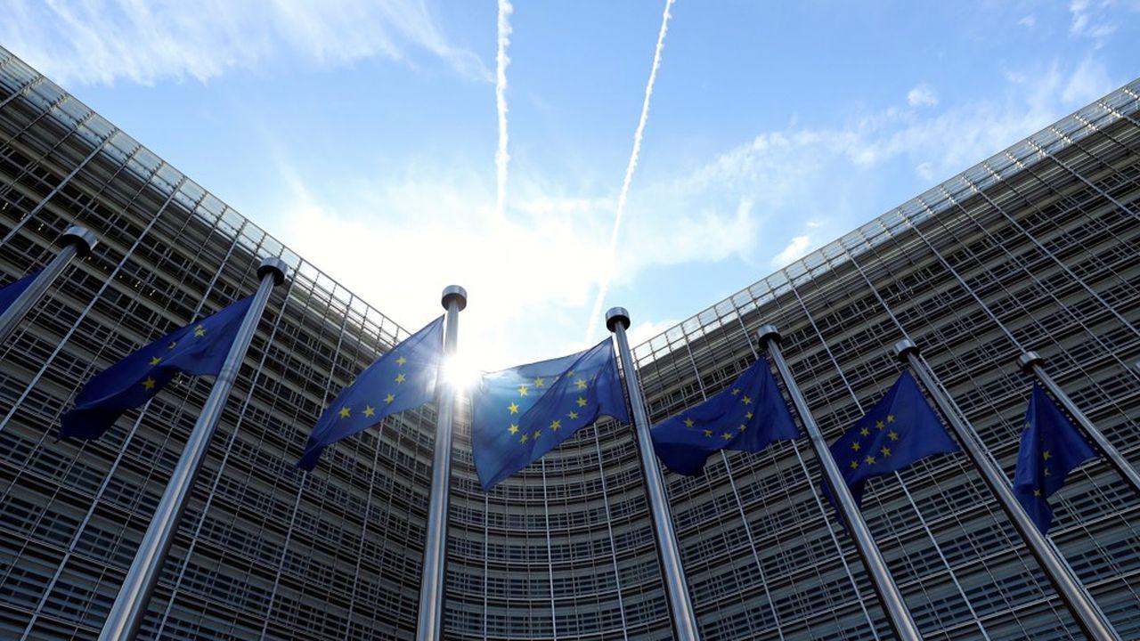 L'opération a valeur de test, avant le lancement du programme de financement du plan de relance à 750milliards d'euros de la Commission européenne.