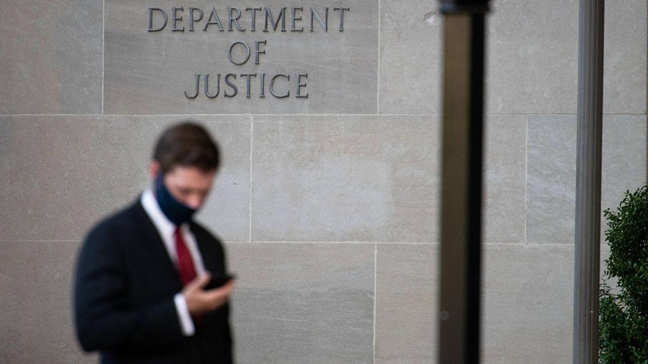 Le département de la Justice a bouclé son enquête et déposé plainte contre Google devant un tribunal fédéral de Washington.