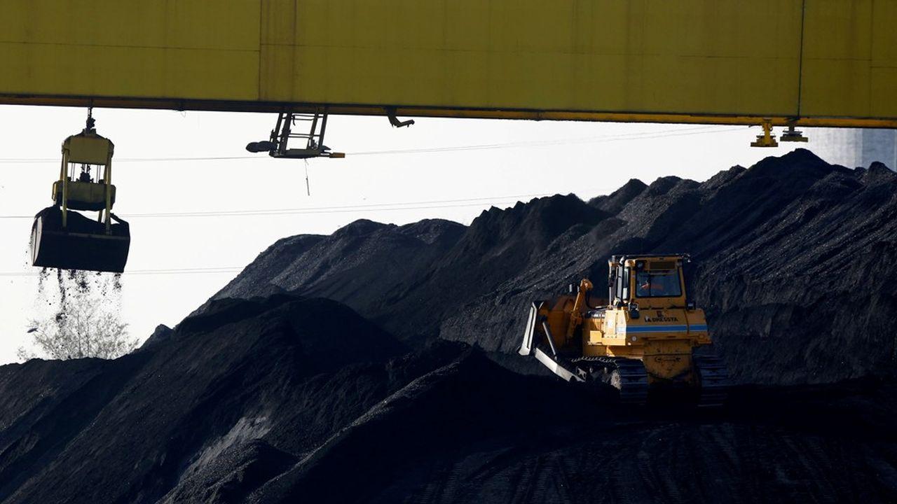En Pologne, près de 80% de la production d'électricité provient du charbon.