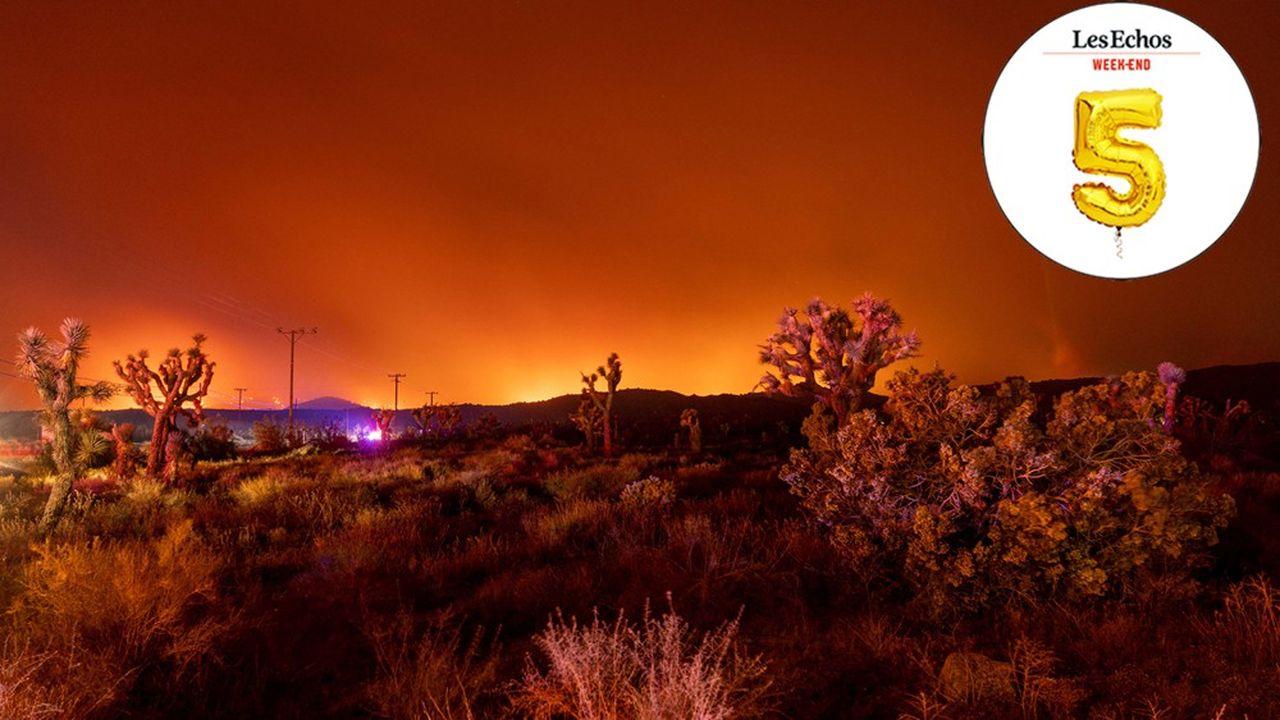 Climat : coup de chaud sur la planète.