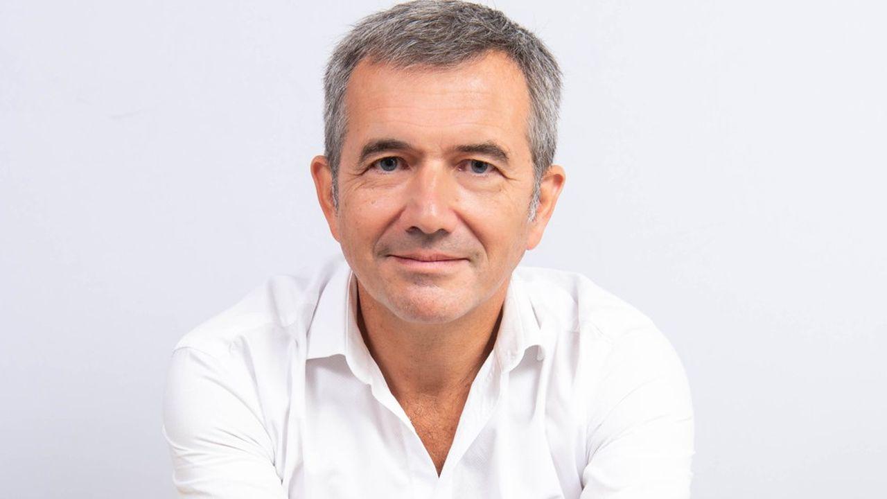 Stéphane Boissel, qui présidait le conseil d'administration de SparingVision depuis début 2020, en est devenu le PDG en août dernier.