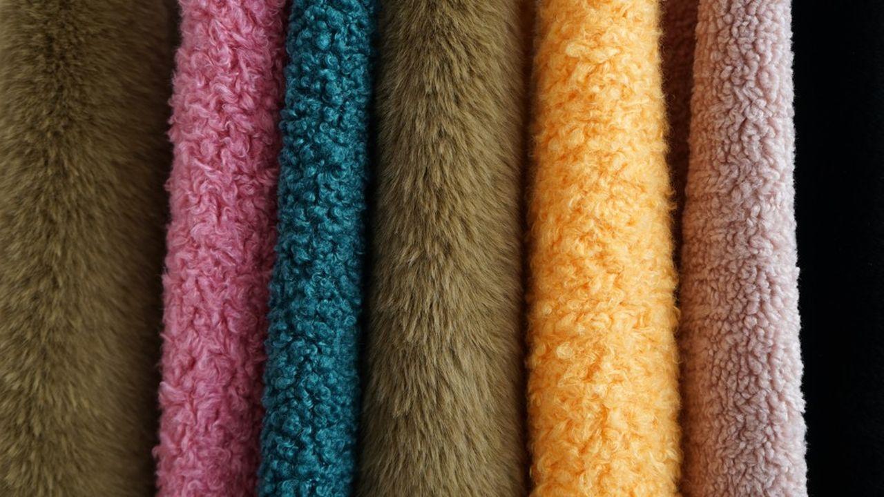 Ecopel innove depuis plusieurs années pour remplacer les fibres synthétiques par des fibres plus écologiques.