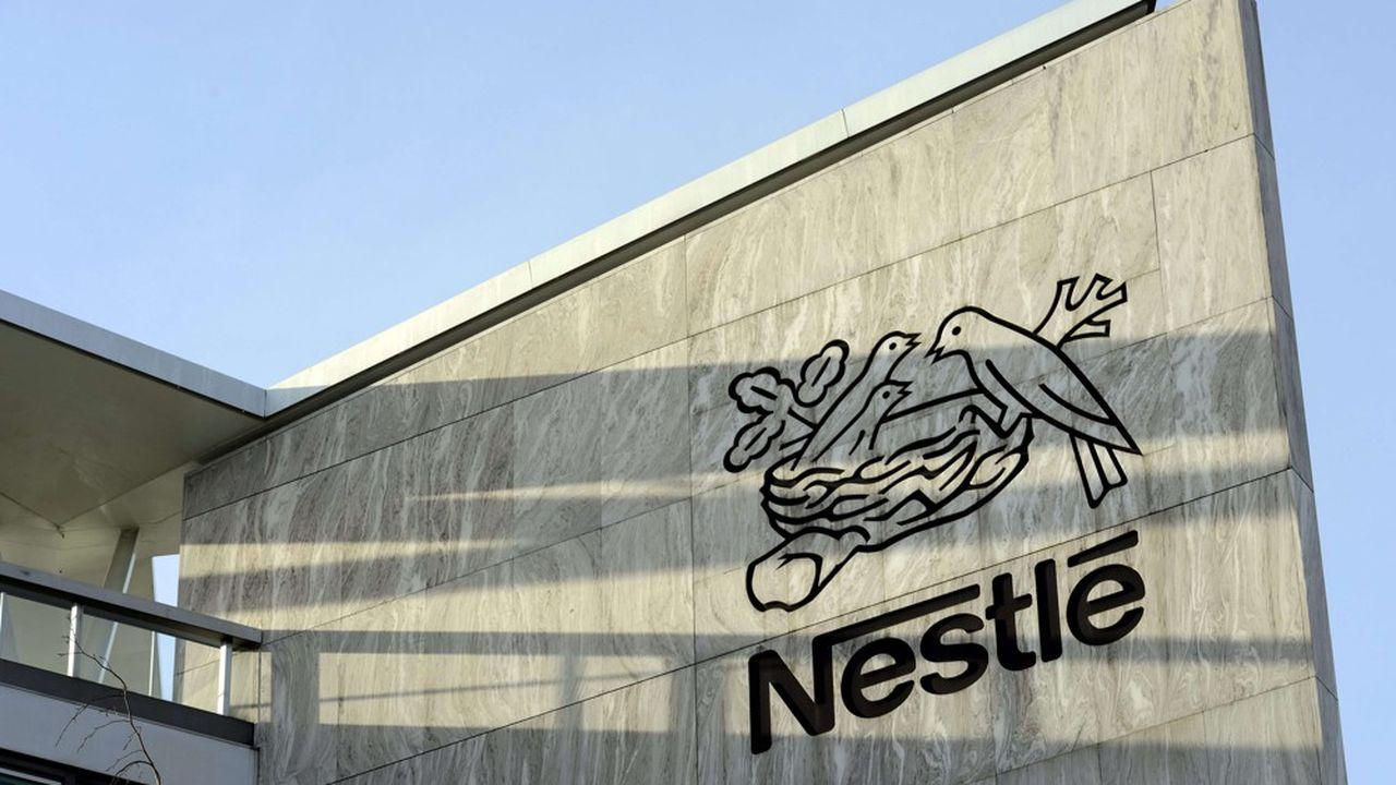 Nestlé a revu ses prévisions de croissance à la hausse pour l'année après un bon troisième trimestre