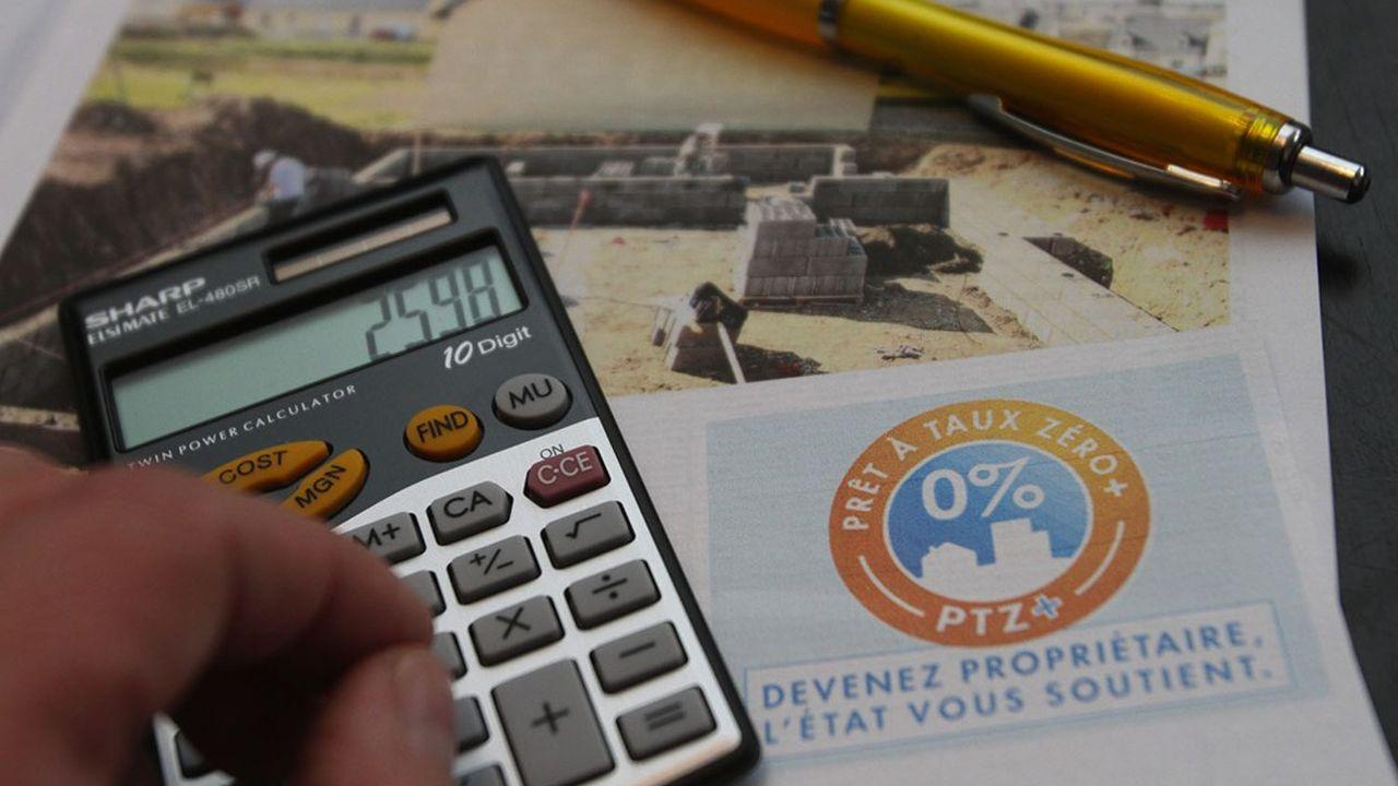 L'octroi d'un prêt à taux zéro dépend de la nature du bien visé et de conditions de ressources.
