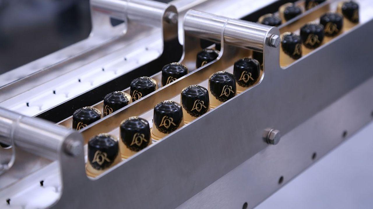 L'investissement de 110millions d'euros sera pour moitié affecté à l'usine française de JDE à Andrézieux dans la Loire, qui produit notamment L'Or.