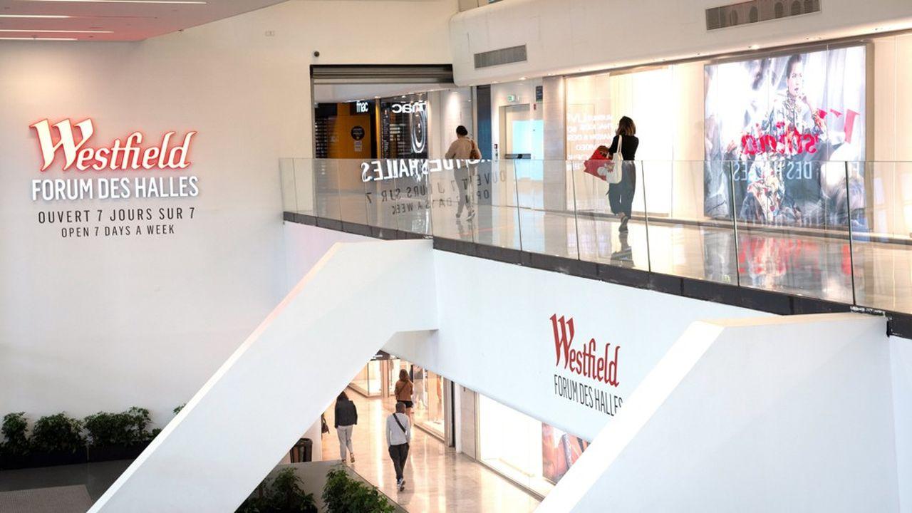Unibail-Rodamco-Westfield est spécialisé dans les grands centres commerciaux, comme le Forum des Halles à Paris, Les 4 Temps à La Défense, ou La Part-Dieu à Lyon.