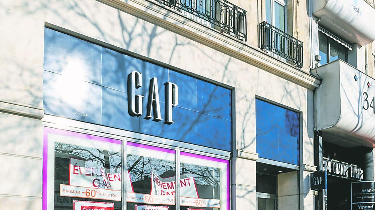Après avoir baissé le rideau de son magasin avenue des Champs Elysées en début d'année, l'enseigne californienne Gap envisage d'arrêter son activité en France, et même plus largement en Europe.