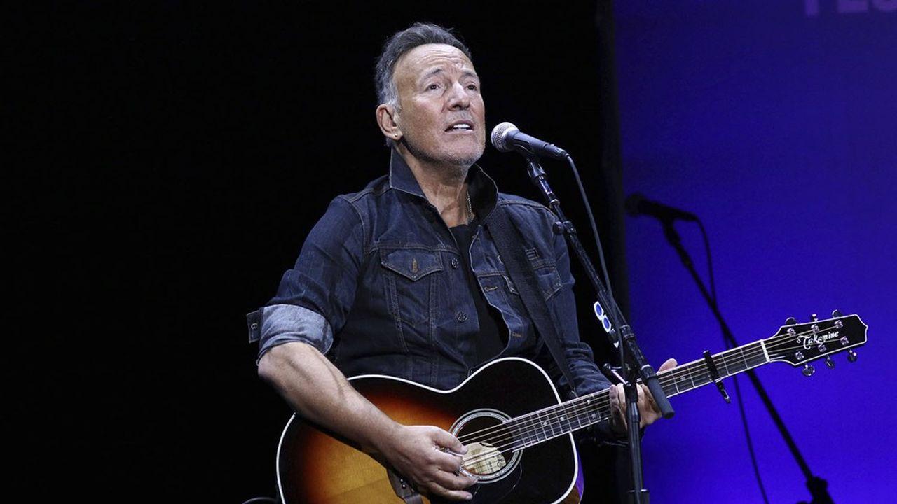 «Dans ma lettre j'ai mis toutes mes peurs et mes doutes…», Bruce Springsteen, «Letter to You».