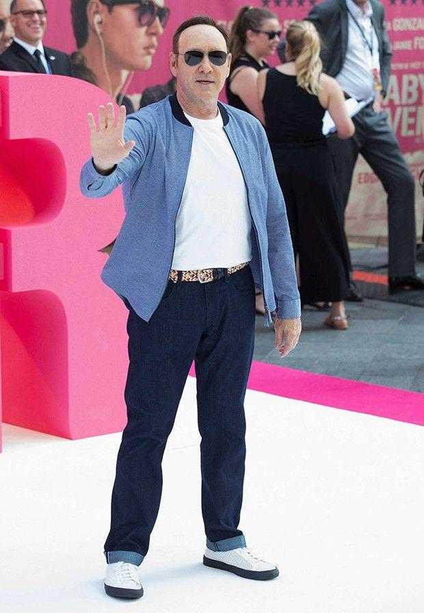 Mis en cause dans une affaire d'agression sexuelle, Kevin Spacey est depuis absent des studios hollywoodiens.