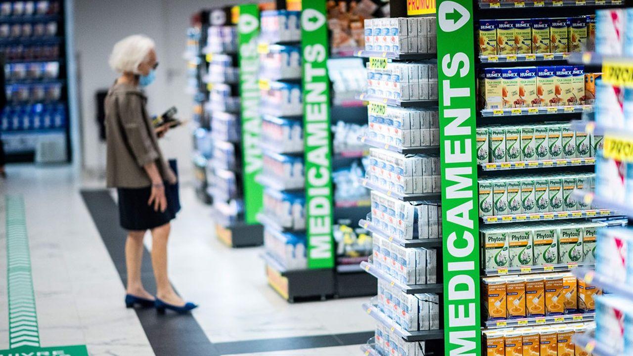 En France, 84% des patients bénéficient d'au moins un produit d'une entreprise membre du G5 santé.