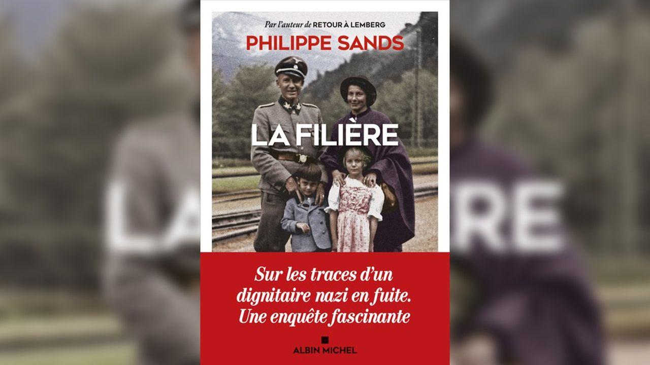 Trois ans après «Retour à Lemberg», Philippe Sands publie «La Filière».
