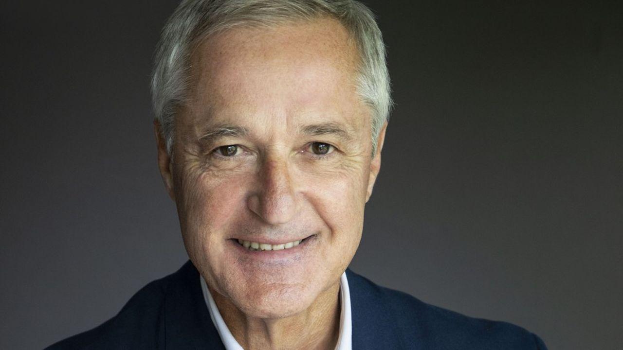 Charles-Henri Besseyre des Horts, président de l'AGRH.