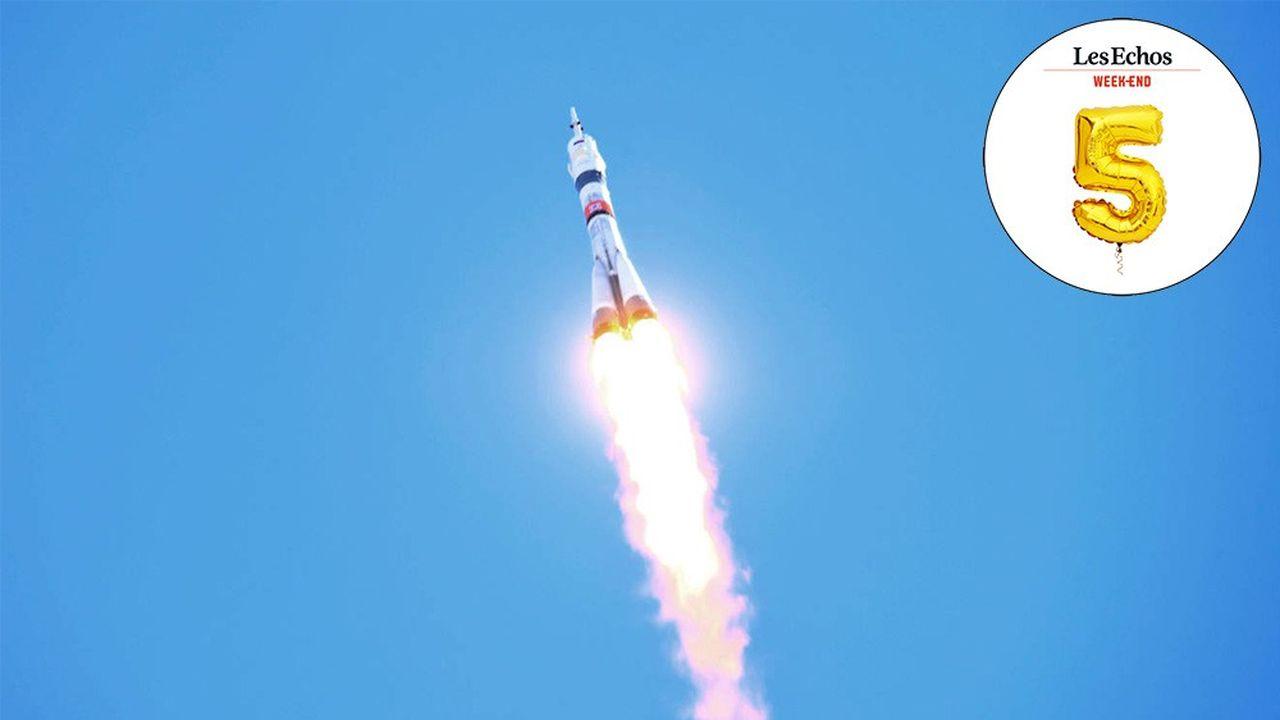 Entre génétique et conquête de l'espace, 5 avancées cruciales de la science