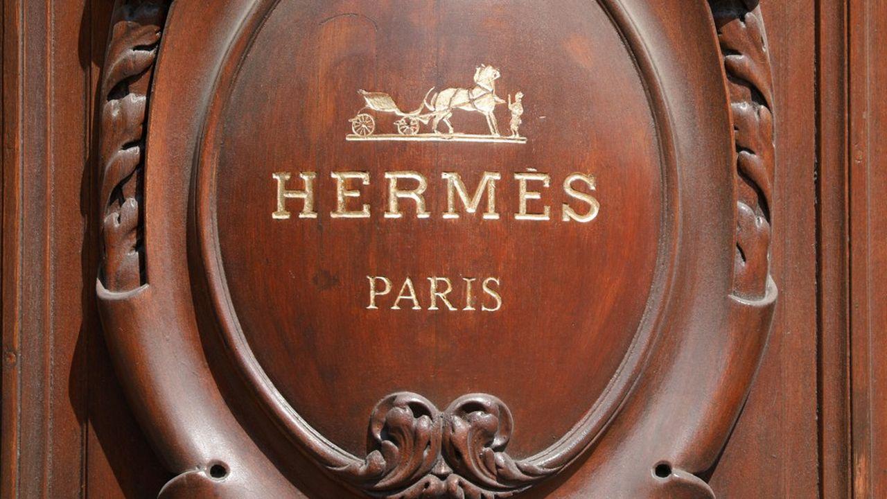 L'Asie a tiré les ventes d'Hermès, avec un bond (hors Japon) de 29% au troisième trimestre.