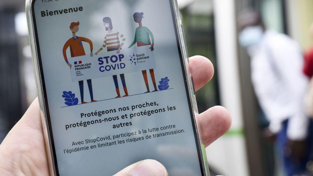 Avec seulement 2,6millions de téléchargements et probablement beaucoup moins d'activations réelles de l'application, StopCovid n'a jusqu'ici permis d'alerter que 800personnes.