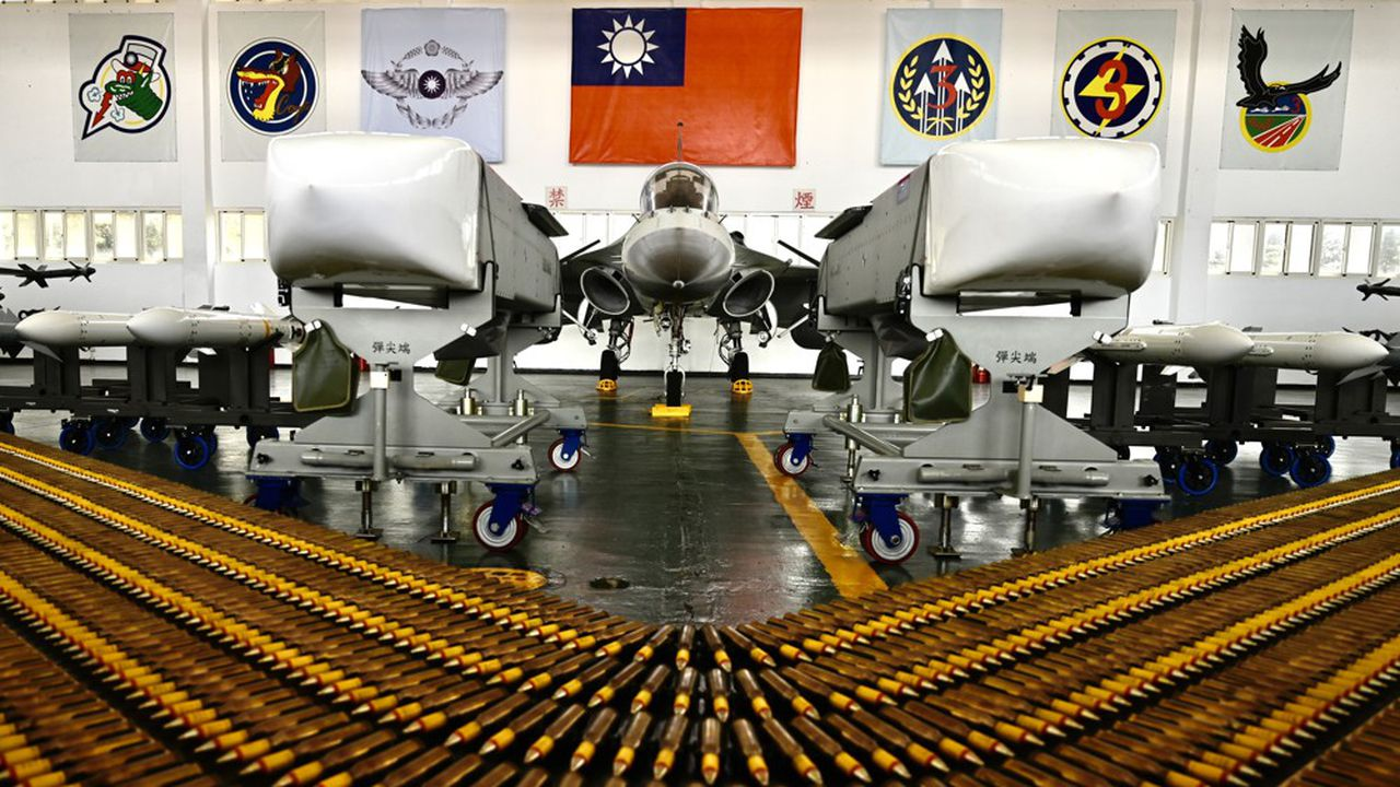 Les tensions militaires entre Taïwan et la Chine continentale ont rarement été aussi vives.