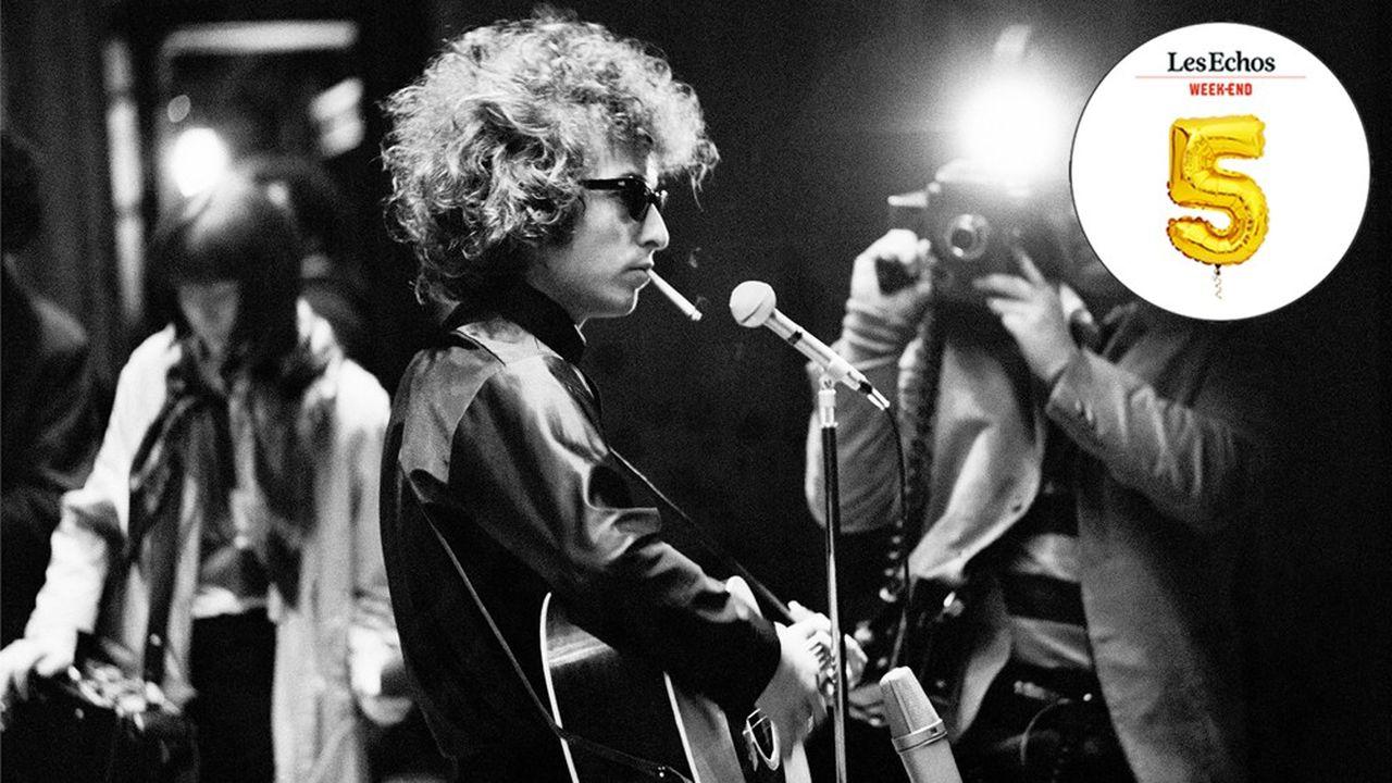 Le prix Nobel à Bob Dylan (2016)