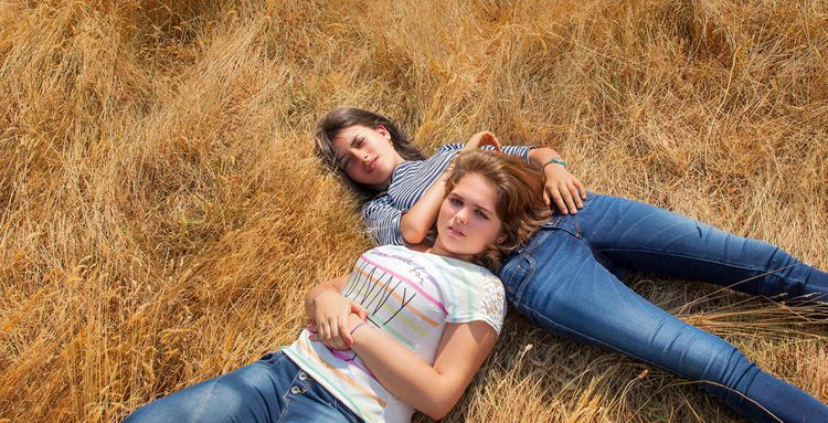 « Adolescentes »