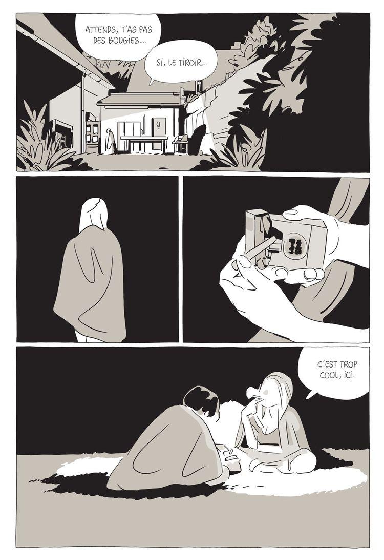« Une soeur », Bastien Vivès