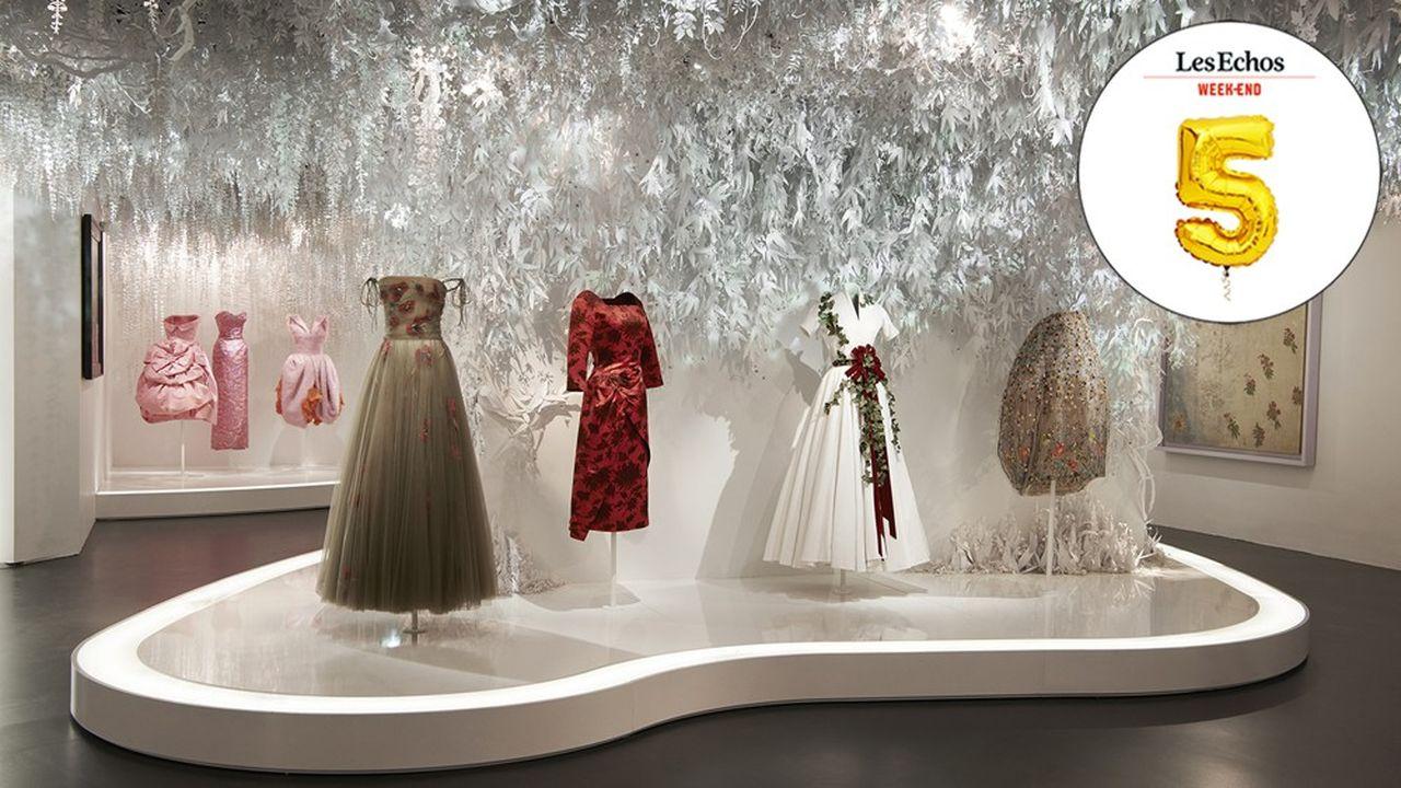 L'exposition « Christian Dior, couturier du rêve »