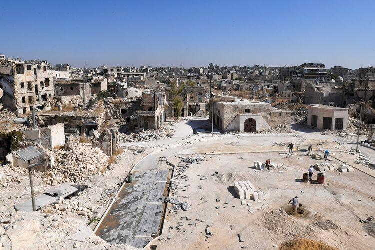 Syrie, une déstabilisation régionale majeure