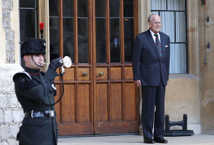 La retraite du prince Philip