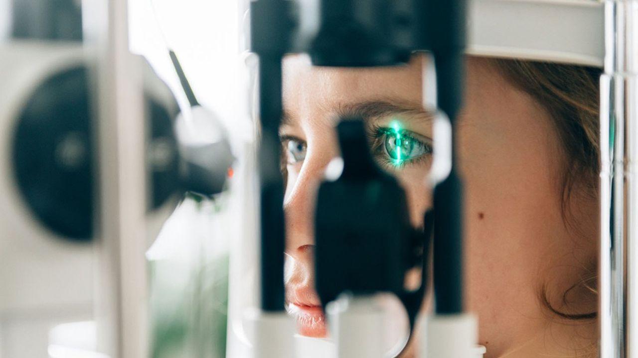 Un produit de thérapie génique « made in France » pour redonner la vue aux aveugles