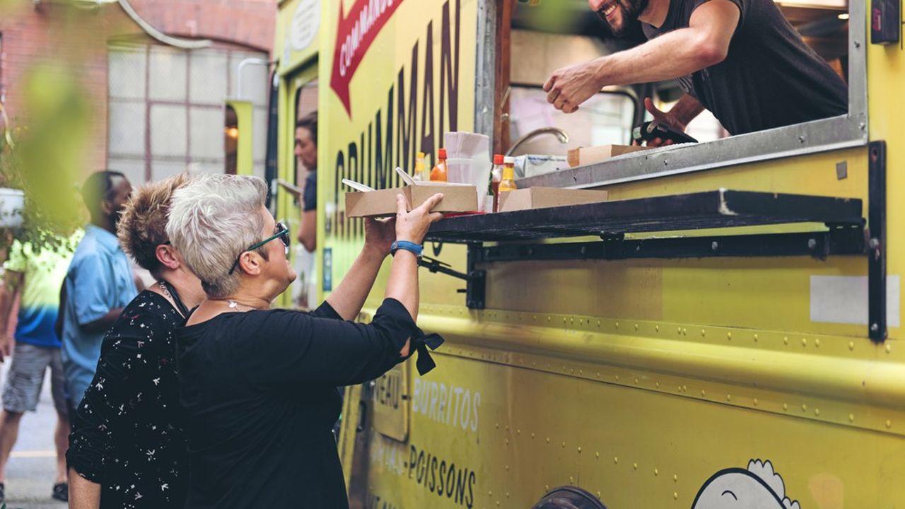 Les food-trucks ont été sélectionnés en collaboration avec les villes de Gif-sur-Yvette et de Palaiseau, à la suite d'un appel à projets lancé en avril dernier.