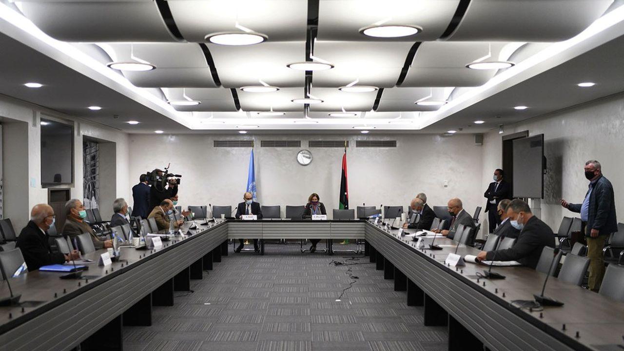 Les négociations à Genève ont été fructueuses dans une ambiance particulière pour cause de Covid