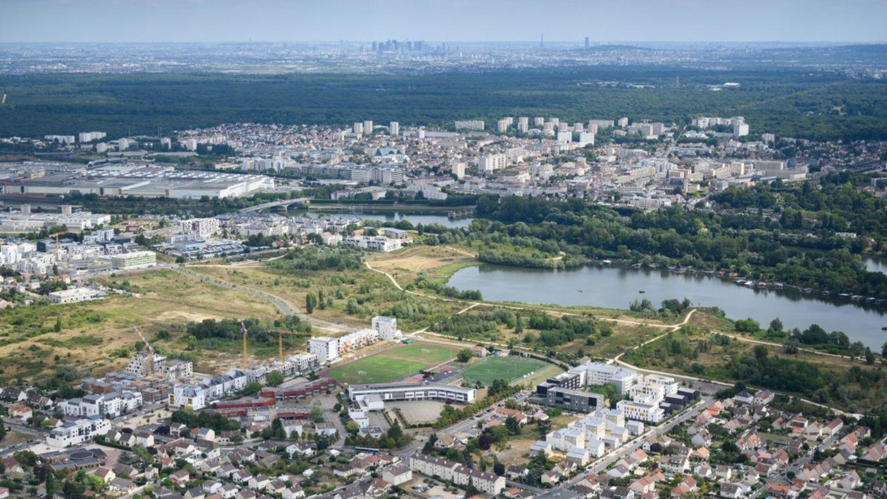 «Les terres de notre commune ont servi d'égouts à la ville de Paris et à son agglomération durant plus d'un siècle», estime Eddie Ait, le nouveau maire de Carrières-sous-Poissy.