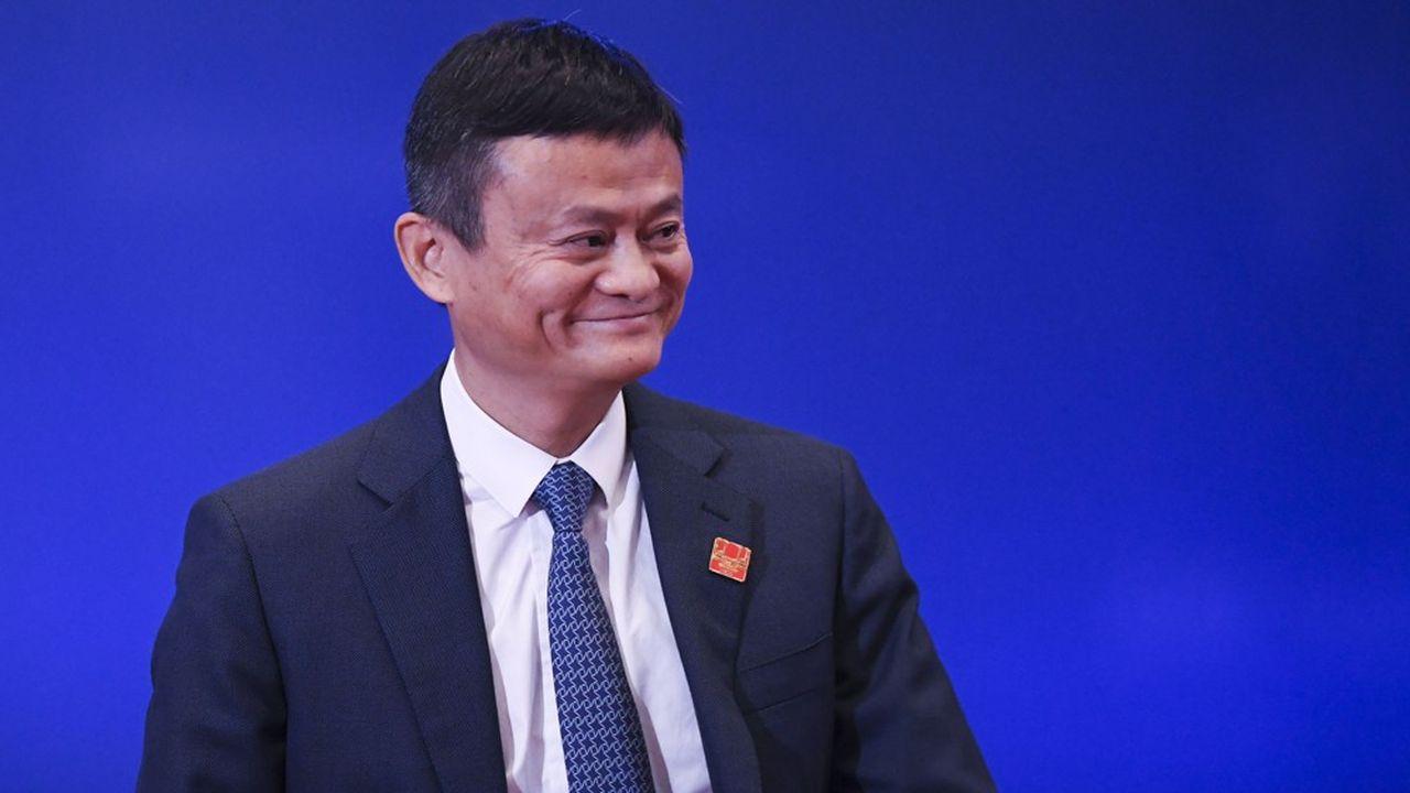 Jack Ma, qui contrôle Ant, a révolutionné le marché financier chinois.