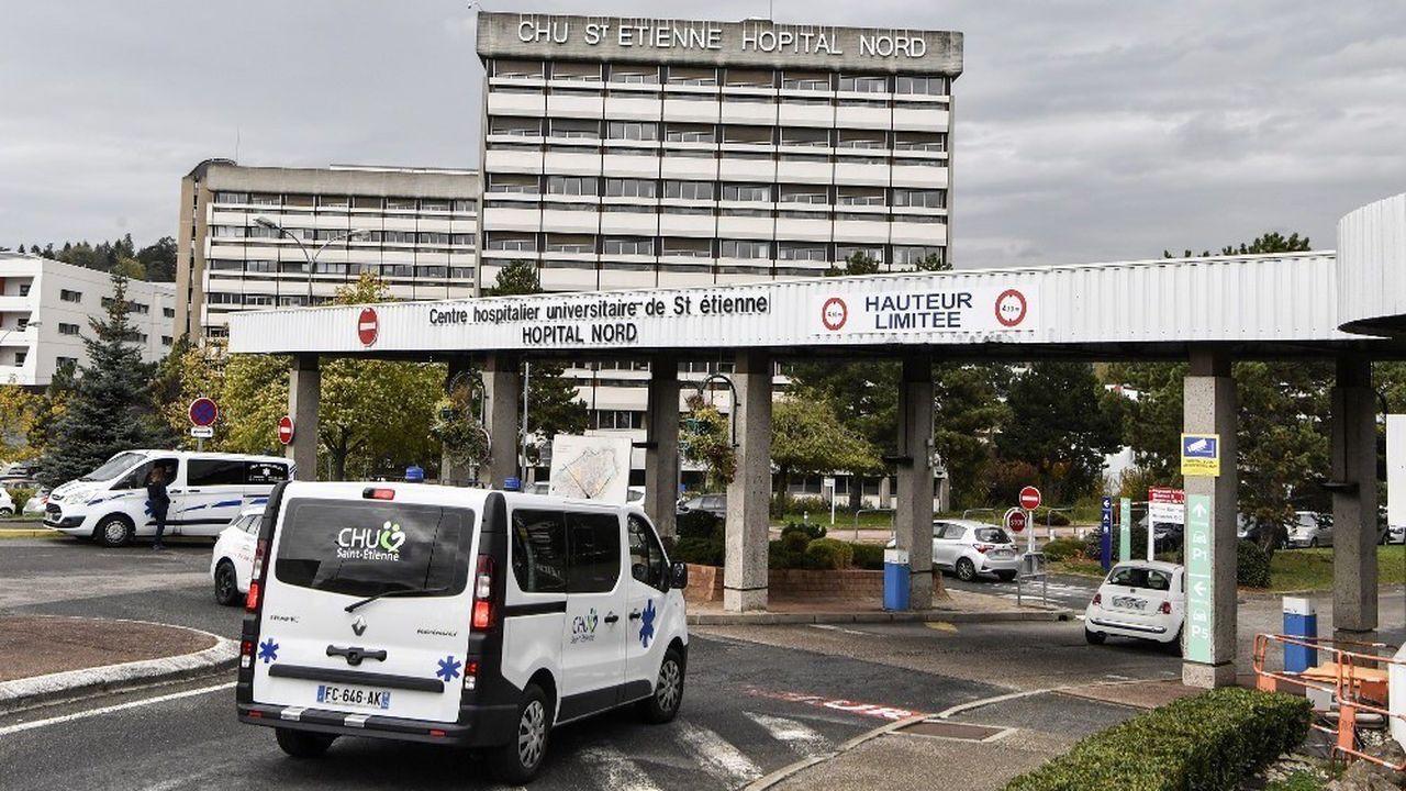 Plus de 80% de la capacité initiale des services de réanimation de la Loire est aujourd'hui occupée par des patients Covid.