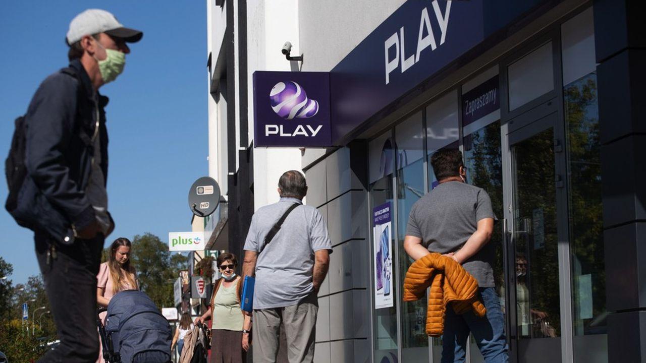 Play est le premier opérateur mobile de Pologne. Le groupe a été racheté par Iliad, la maison-mère de Free.