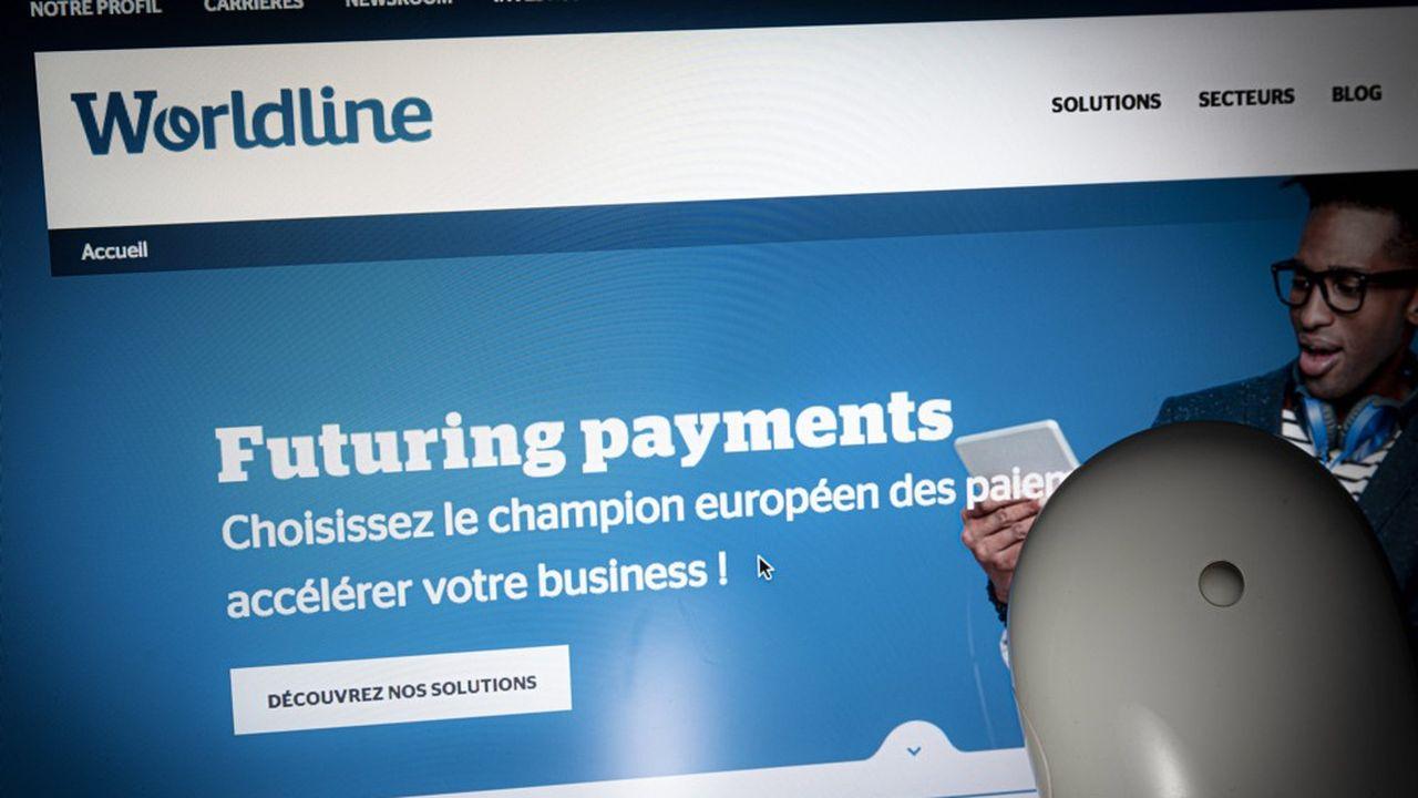 Le spécialiste des paiements Worldline a fait son entrée dans le CAC cette année, tout comme Teleperformance.