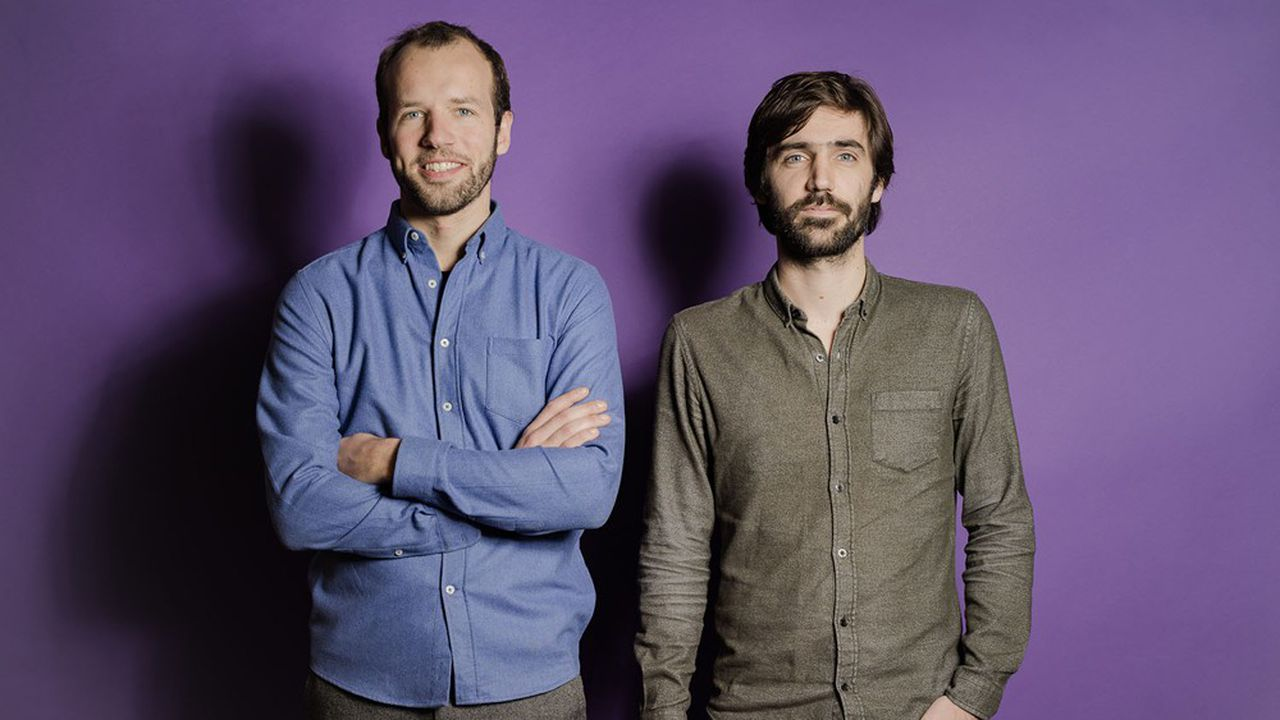 Thomas Gendron, a fondé la start-up en 2016 avec Tristan Renoul.