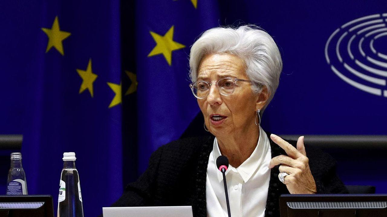 Les marchés attendent un signal fort de la part de la présidente de la BCE, Christine Lagarde.