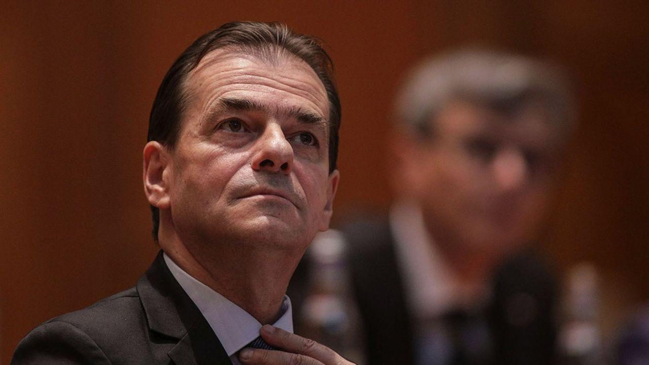Ludovic Orban, Premier ministre roumain