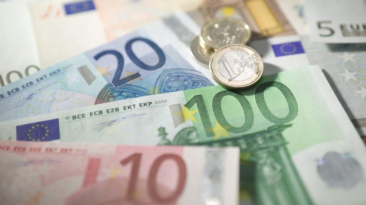 En hausse de 6,5% cette année, le taux de change global de la monnaie européenne est proche de son record de décembre2008