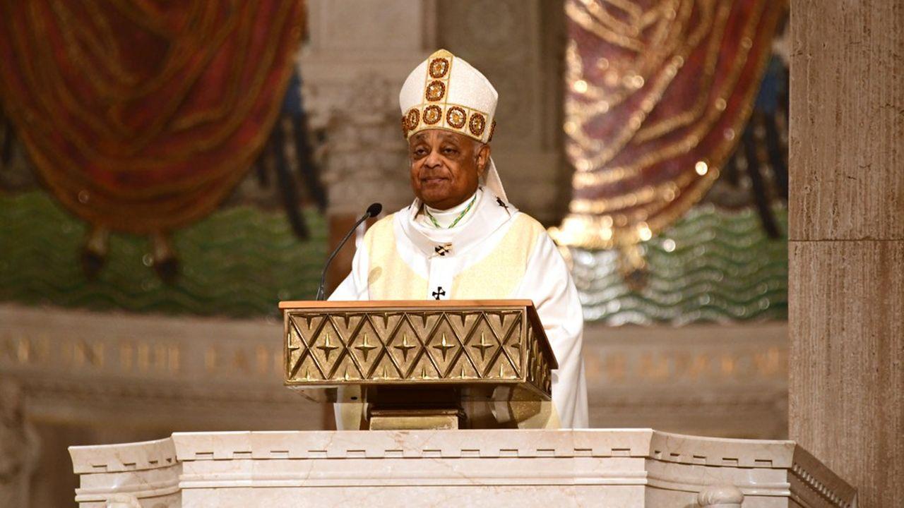 Wilton D. Gregory, archevêque de Washington, sera le mois prochain le premier cardinal afro-américain.