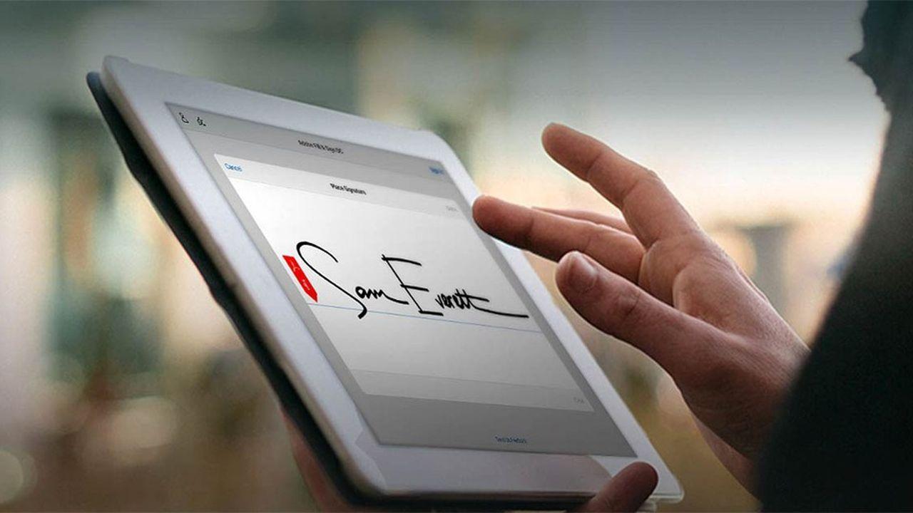 «La signature électronique est devenue une couche indispensable pour la continuité business», estime Luc Dammann, le directeur général d'Adobe pour l'Europe du Sud.