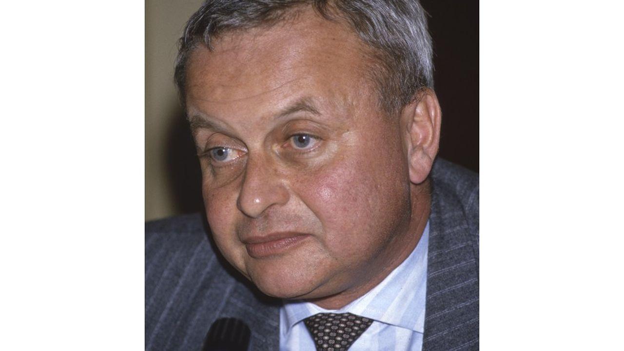 Jean Matouk a présidé la banque Chaix, la Caisse nationale de l'énergie et la Société Marseillaise de Crédit.