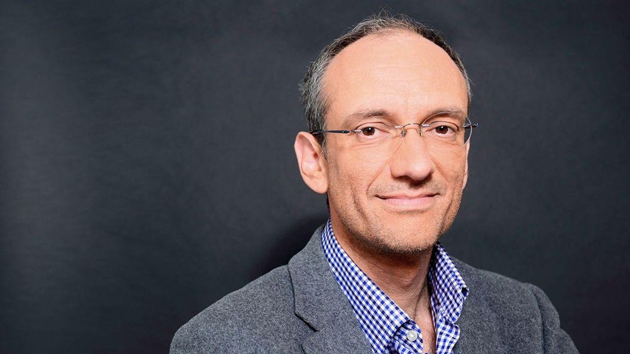 Frederic Encel est unessayiste et géopolitologue francais.