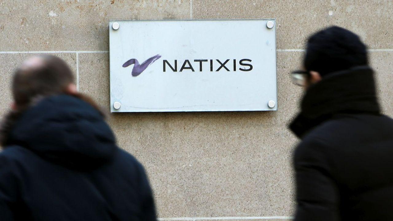Les actifs illiquides désormais gérés en «extinction» doivent être progressivement liquidés par H2O, la filiale de Natixis.