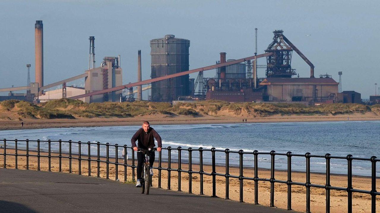 Les conurbations industrielles comme celle de Teesside (photo), en Angleterre, lancent des projets pour capter et stocker le CO2 émis par la sidérurgie, la pétrochimie ou encore la production de ciment.