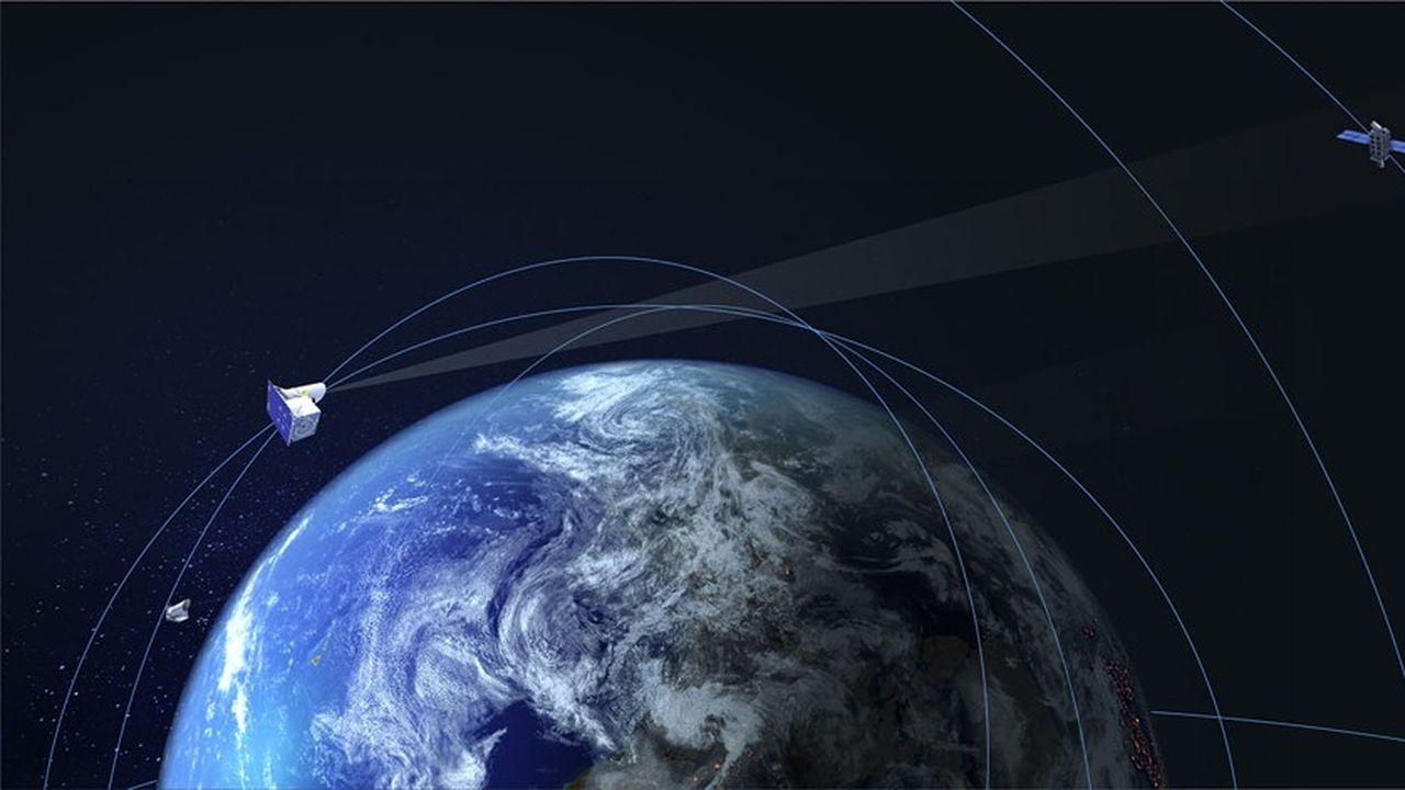 Pour mieux surveiller les objets dans l'espace, NorthStar choisit de quitter le sol pour regarder de l'orbite basse ce qui se passe au-dessus de la terre.