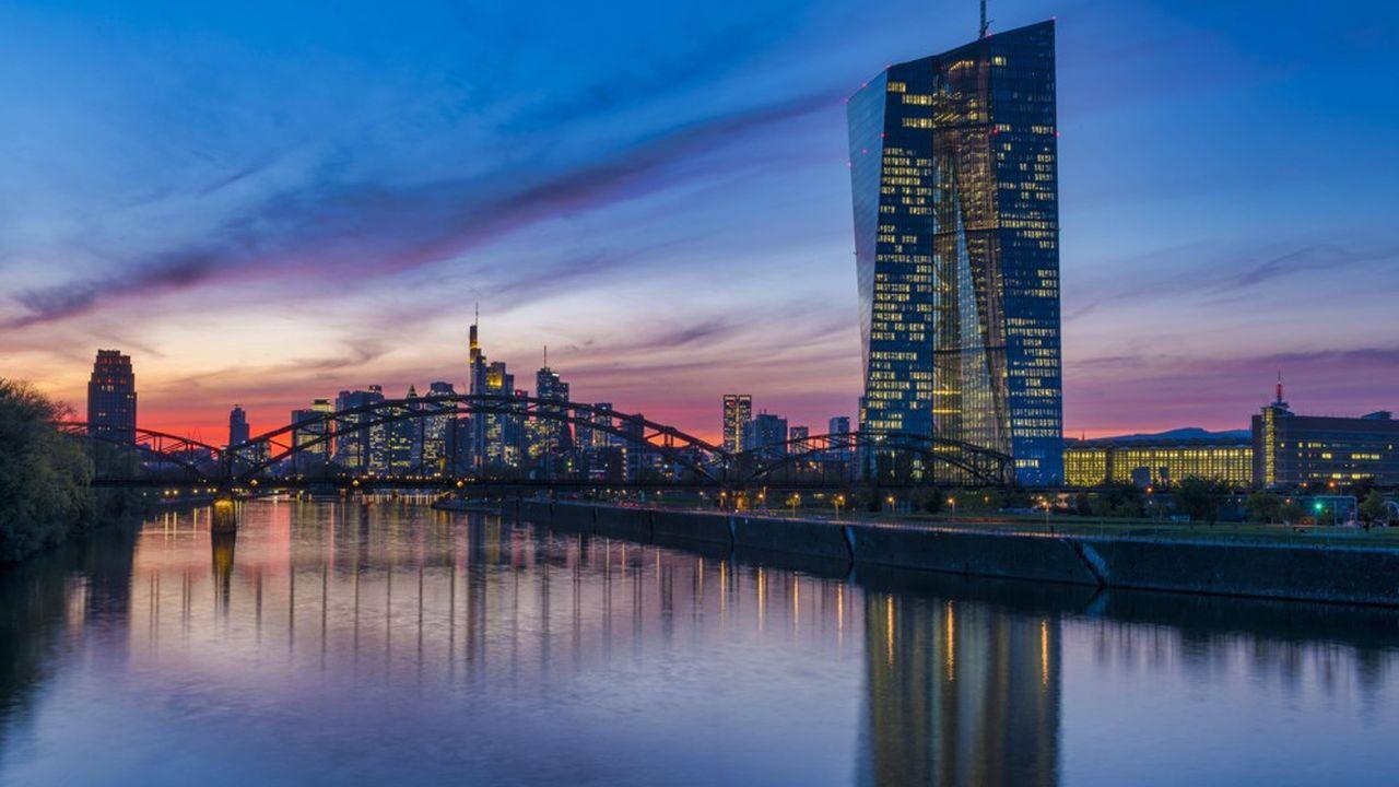 Le Conseil des gouverneurs de la Banque centrale européenne se réunit jeudi.